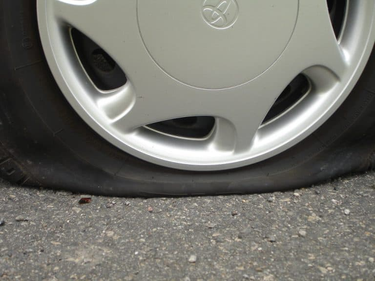 No Spare Tire, What to do When You Have A Flat Tire