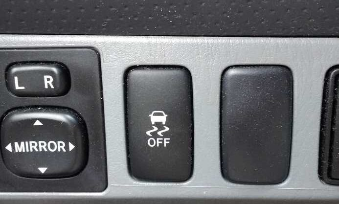 What Does the Slippery Car Button DO?