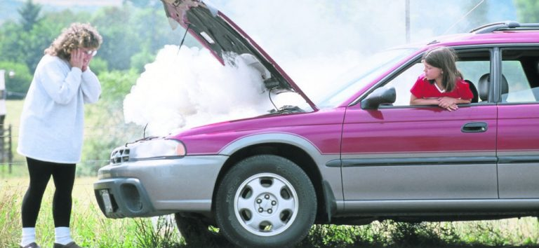What to do When Your Car Overheats- 3 Quick Steps
