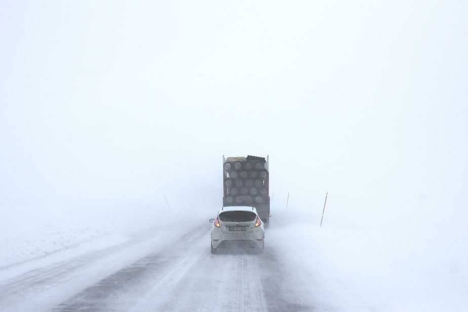 Tips for Driving in Snowstorm