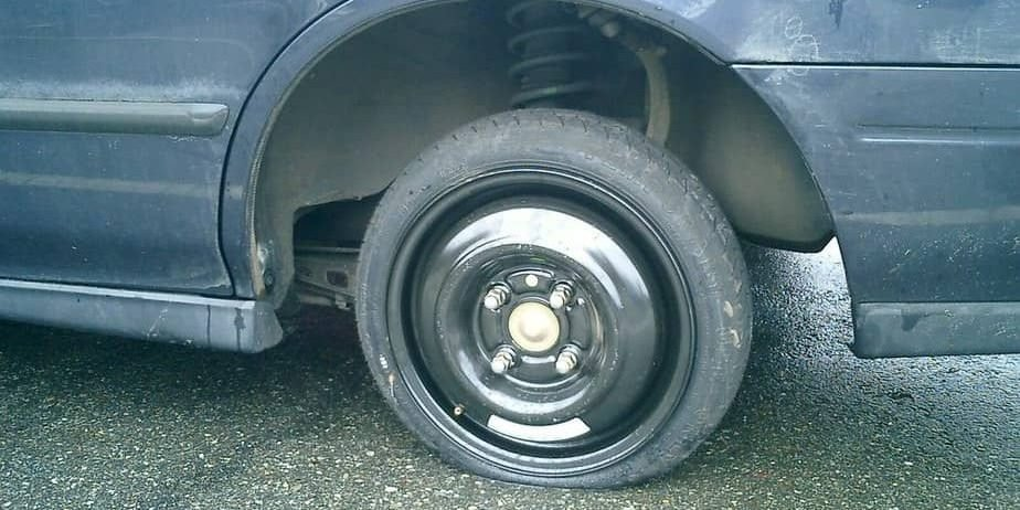 Air Pressure in Spare Tire