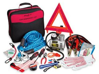emergency car kit for car essentials for new drivers