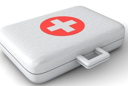 First Aid KIT for car essentials for new drivers