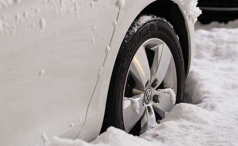 What Should My Tire Pressure Be In Cold Weather?
