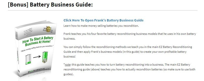 Battery Business Guide