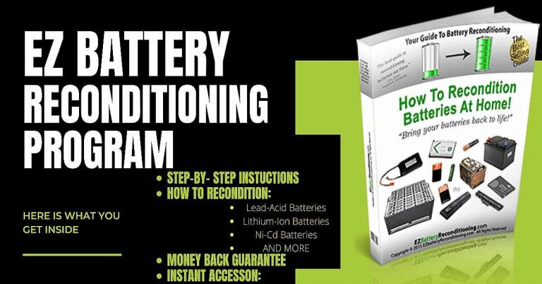 How Does EZ Battery Reconditioning Work? A Real User Review