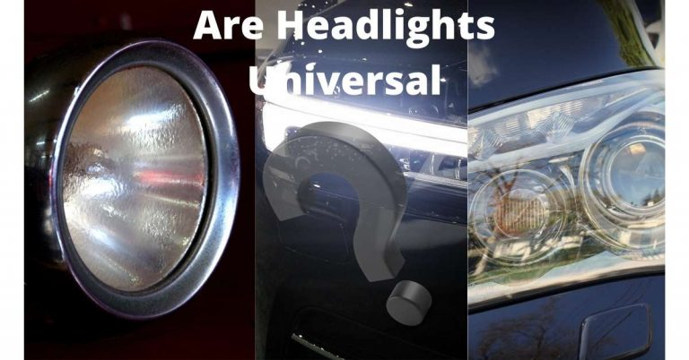 Are Car Headlights Universal? What You Should Know
