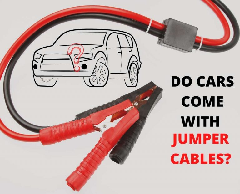 Do Cars Come With Jumper Cables? 3 Things You Need to Know